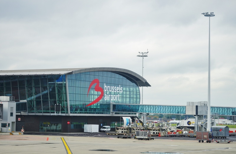 Brussels Airport (BRU) is the largest airport in Belgium.